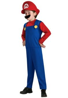 Here are some cool Super Mario Bros Halloween Costumes for kids and adults. You can dress up as this the Super Mario Bros this Halloween in these awesome costumes. Cute Costumes For Kids, Toddler Costumes, Boy Costumes, Halloween Costumes For Kids, Halloween Cosplay, Costume Ideas, Cheap Halloween, Halloween Party, Super Mario Brothers