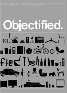 What does your relationship look like with manufactured Objects? #Usability