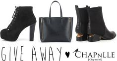 Here's your chance to win an item from CHAPnLLE: http://glossfashion.com/annawii/2013/09/15/give-away-chapnlle-com/