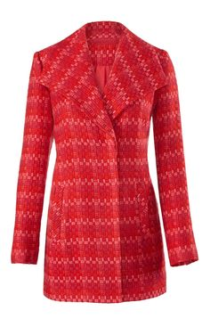 Make a statement in this gorgeous, vintage-inspired coat. #cabi