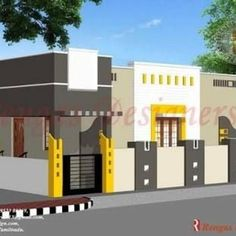 image result for compound wall and gate designs for contemporary Compound Designs For Home In India | Railing and Grill Balcony Gate Design, House Design, Compound Wall, India Images, Fence Ideas, Perfect Image, Balcony, Contemporary, Home