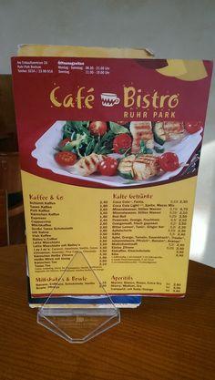 Cafe/Bistro Ruhr Park - Branche: Restaurants
