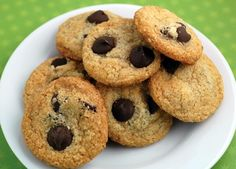 Learn how to make these scrumptious gluten free chocolate chip cookies with a video from Elana's Pantry.