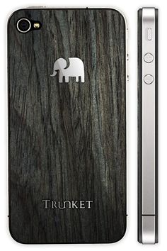 American Rosewood - Sea Blue skin for iphone