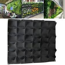 Image result for geotextile bag for wall planting in canada