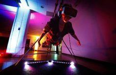 Volare con la VR.  http://virtualmentis.altervista.org/