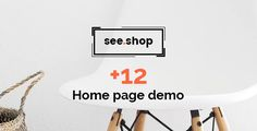 See.Shop is a modern clean and professional WordPress Woocommerce Theme It is fully responsive it looks stunning on all types of screens and devices. It is super for fashion shop digital shop games shop food shop devices shop household appliances shop or