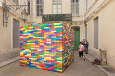 festival des architectures vives 2017: installation round-up