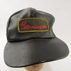 179c4108311 Vintage Ithacagun Vinyl Hat Gun Rifle Patch Snapback Trucker Ball Cap  Adjustable  Unbranded  Cap