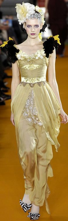 Spring 2008 Christian Lacroix