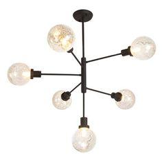 Urban globe radial chandelier 8 light globe chandeliers and lights orbiting globe chandelier aloadofball Gallery