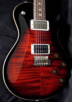 Paul Reed Smith Tremonti Fire Red Burst - Brian's Guitars