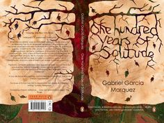 "Colombian Literature: ""One Hundred Years of Solitude"" by Nobel prize-winning Colombian writer Gabriel García Márquez"