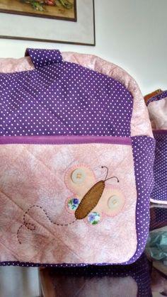 Detalhe bolsa corujinha