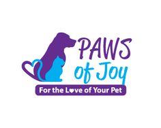 Paws of Joy at https://www.logoarena.com - logo by DBanks