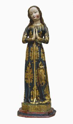 Muzeum Cyfrowe dMuseion - Marii Służebnica w Świątyni