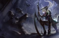 New League of Legends champ Diana, Scorn of the Moon is an insta-buy for junglers
