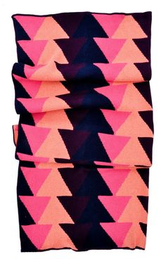 Vivid Arrows Blanket