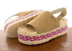 Sandalia Navani Coco - comprar online