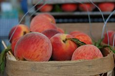The Chattanooga Market peach festival 7/7
