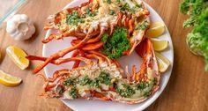 Fűszervajas homár recept: A homár egy igazán különleges fogás! Nagyon finom, és nagyon egészséges. Ebből a fűszervajas homár receptből elsajátíthatod a homár elkészítésének fortélyait!