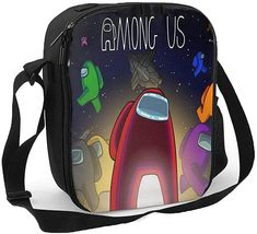 Among Us Back to school children kids lunch bag box #amongusbacktoschool #amonguslunchbag #amonguslunchbox #amonguskidslunchbag Us School, School Children, Kids Lunch Bags, Lunch Box, Back To School Backpacks, Designer Backpacks, Cool Things To Buy, Stuff To Buy, Our Kids