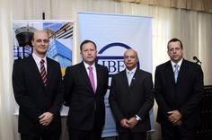 Manuel Alves  fala sobre gestão dos riscos de crédito no apoio ao crescimento das vendas das empresas em Belo Horizonte em  palestra realizada no IBEF – Instituto Brasileiro de Executivos de Finanças