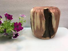 Hand turned aromatic cedar vase/desk organizer Flooring Near Me, Georgia Homes, Cedar Trees, Lathe Projects, Pencil Holder, Desk Organization, Mystery, Hands, Vase