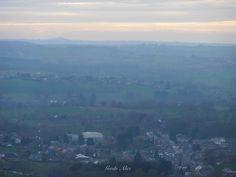 View from Drielandenpunt * Vaals * Zuid-Limburg * The Netherlands * Photography Gerda Alice