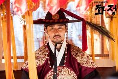 Splendid Politics, Cha Seung Won, Korean Hanbok, Beautiful Costumes, Traditional Dresses, Revenge, Captain Hat, Drama, King