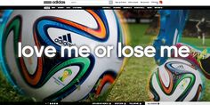 Czech Republic: Adidas - I'm Brazuca! Fifa 2014 World Cup, Adidas, Peak Performance, Helly Hansen, Soccer Ball, Losing Me, Training, Website, My Love