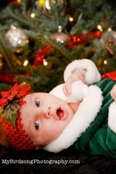 Diy newborn christmas photos you can see this photo done many diy newborn christmas photos you can see this photo done many different ways but this is a simple version for anyone infant christmas photograph solutioingenieria Choice Image