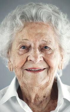 104-year-old Paula Klambauer is one of the stars of new book Aging Gracefully: Portraits of People Over 100