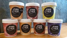 Amazing Ice creams and sorbets made in Narberth, visit their shop in Narberth to try them out