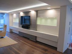 Beleuchtung von Möbel und Raum