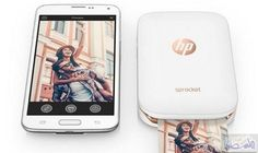 """HP"" تكشف النقاب عن طابعتها المحمولة ""Sprocket""…: قامت شركة HP اليوم بإزاحة الستار رسميا عن طابعة محمولة جديدة مصممة خصيصا لطباعة الصور…"