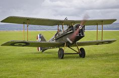bi-plane by Stephen_Lavery, via Flickr