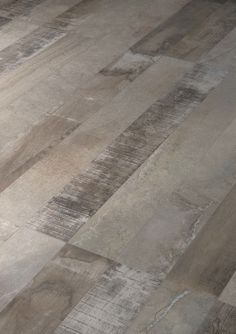 Indoor tile / floor / porcelain stoneware / imitation parquet - IN ...
