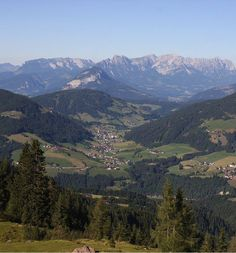 Wildschönau Tirol Mountains, Nature, Travel, Landscape, Vacation, Voyage, Viajes, Traveling, The Great Outdoors