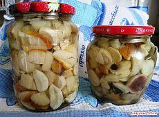 Самый вкусный рецепт маринования грибов!