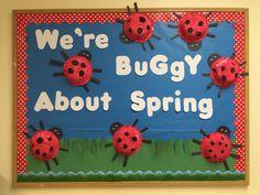 Ladybug Classroom Decoration Ideas : Insect bulletin board ideas