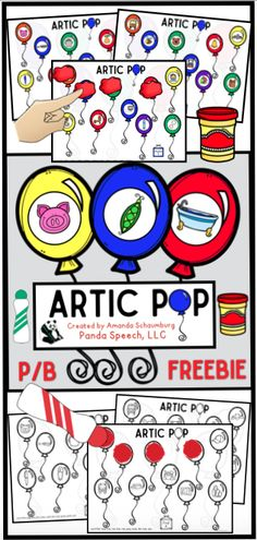 Free! A fun hands on articulation activity!