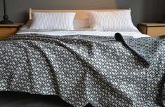 fleecy-monochrome-blanket Monochrome Bedroom, Bedroom Black, Bed Company, Contemporary Design, Cosy, Comforters, Charcoal, Lounge, Blanket