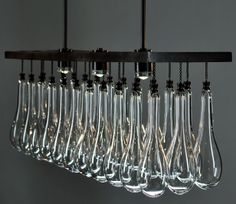 96-01 Chandelier :: Cliff Young, Ltd :: Classic Collection :: Lighting