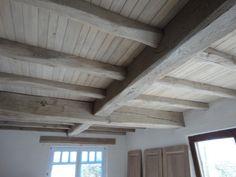 Oude balkenplafonds google zoeken balken plafond pinterest zoeken en google - Plafond met balk ...