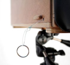 Build Guide: A Modern Old Camera That Eats Photo Paper Pinhole Camera, Old Cameras, Diy Paper, Diy And Crafts, Building, Modern, Large Format, Pictures, Big