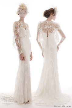Elizabeth Fillmore Spring 2012 Wedding Dresses | Wedding Inspirasi