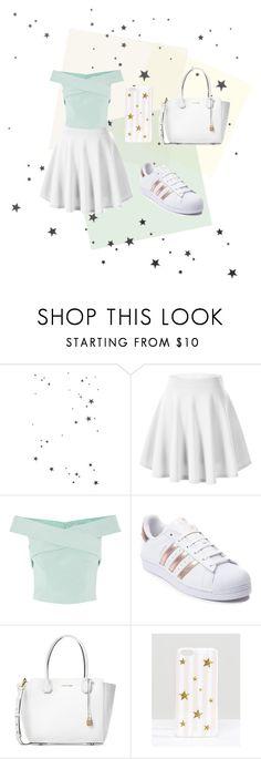 """Stars"" by dashaabrosimova on Polyvore featuring мода, adidas, Michael Kors и Signature"