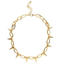 ASOS Spike Collar Necklace... NEED