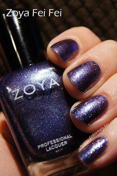 Zoya Fei Fei - www.colormejules.com